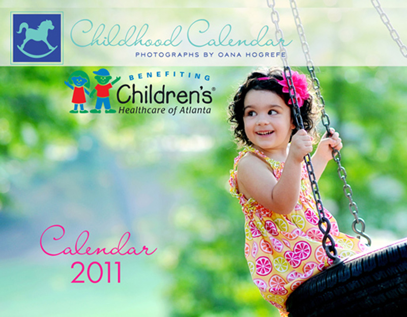 charity photography calendar